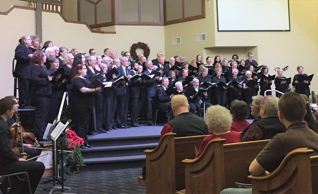 Medina chorus returning in September for a new choral adventure…